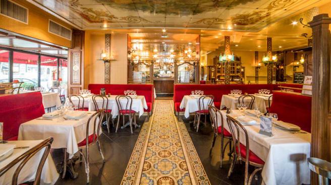 Le Ballon Des Ternes In Paris Restaurant Reviews Menus And