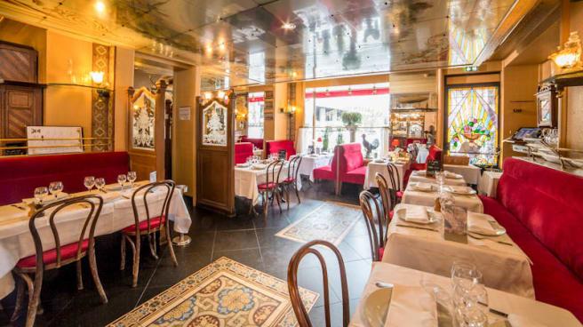 Le Ballon Des Ternes In Paris Restaurant Reviews Menu And