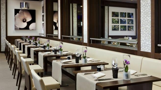 Restaurant La Brasserie Du Resort Casino Barriere Ribeauville A
