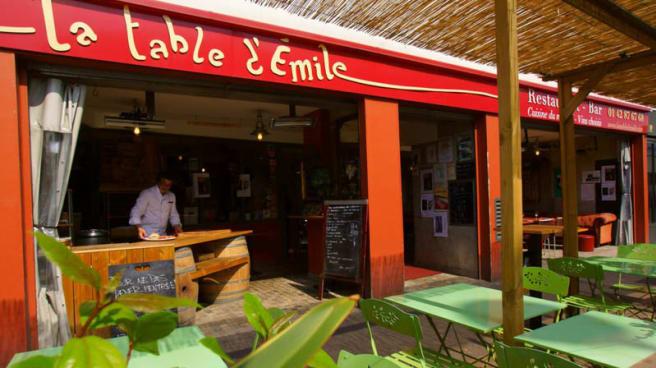 La Table D Emile In Montreuil Restaurant Reviews Menu And
