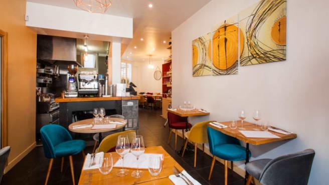 Restaurant Le Layon A Paris 75014 Alesia Montparnasse Menu
