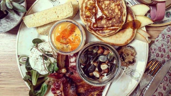 Petit déjeuner via le site Lafourchette