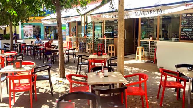 Restaurante Taberna Mahareta En Sevilla Thefork Antes
