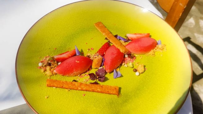 La Table De Nicolas In Liancourt Restaurant Reviews Menu And