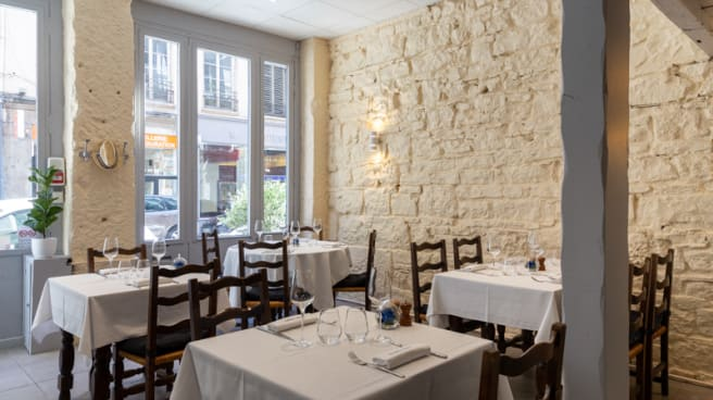 La Table D Ambre In Lyon Restaurant Reviews Menus And Prices