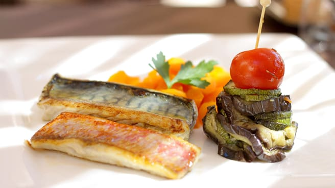 La Table D Aime In Calce Restaurant Reviews Menu And Prices