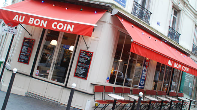 Restaurant Au Bon Coin à Paris 75017