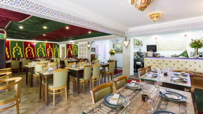 Restaurant La Table Marocaine du XVème à Paris (75015 ...