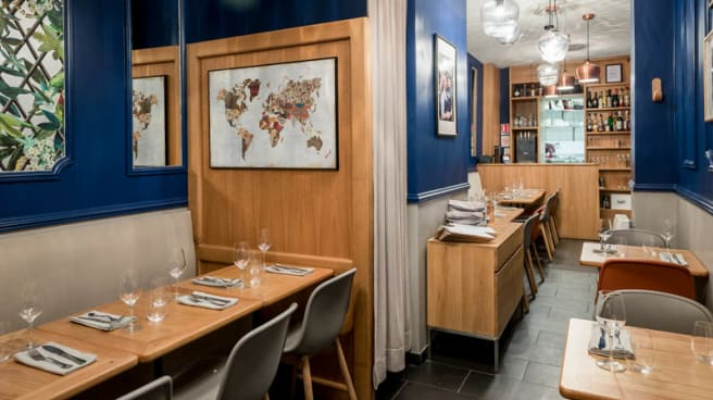 Les Tables D Augustin In Paris Restaurant Reviews Menu And
