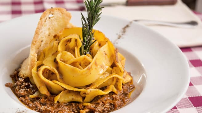 Suggerimento dello chef - Osteria del Proconsolo, Firenze