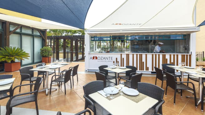 Restaurante Arrozante Hotel Barceló Costa Ballena Golf
