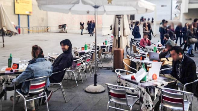 Restaurante Jaleo Bar En Barcelona Thefork Antes Restorando