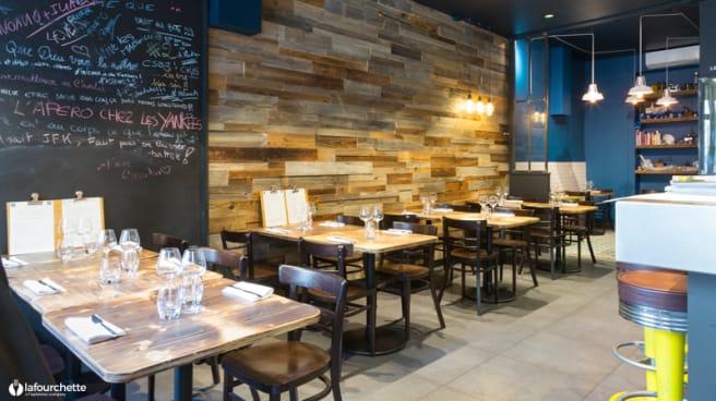 Le Bistrot Du Potager 2 In Lyon Restaurant Reviews Menu And
