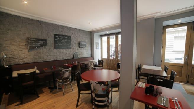 Restaurant La Table Des Frangins A Paris 75016 Auteuil Menu