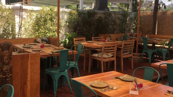 Restaurante Curry Providencia En Santiago Thefork Antes