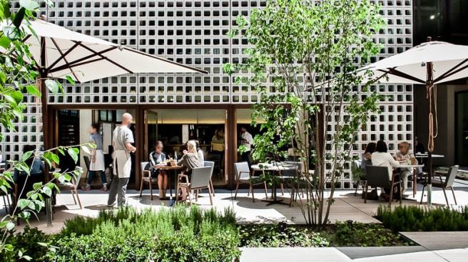 Restaurante Bosco De Lobos En Madrid Thefork Antes