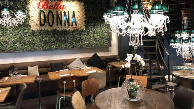 La Bella Donna En Ville In La Rochelle Restaurant Reviews Menu