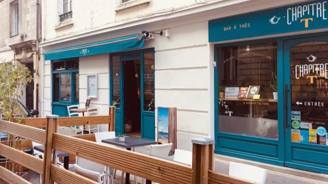 Restaurante Chapitre T En Nantes Thefork Antes Restorando