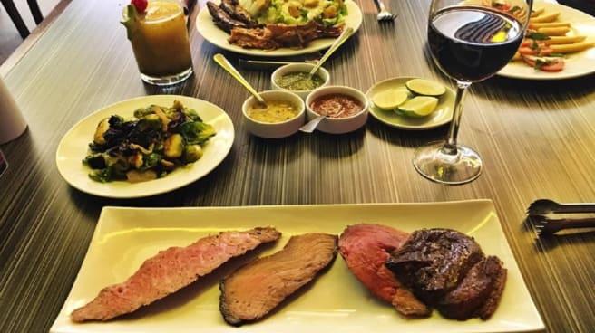 Restaurante Saudade Do Brazil Narvarte En Ciudad De México