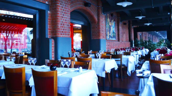 Restaurante La Parolaccia Casa Tua Puerto Madero En Buenos