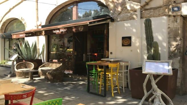 Restaurant Inti A Marseille 13001 Vieux Port Menu Avis Prix