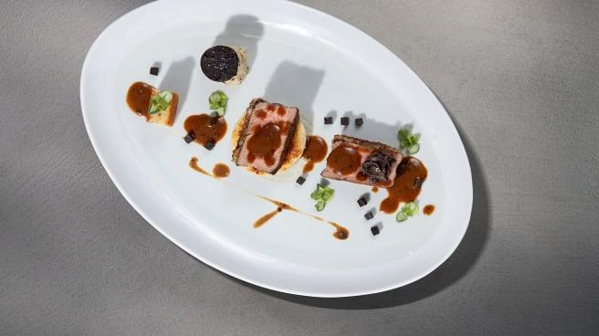 Restaurant Domaine De Chateauvieux A Satigny Menu Avis Prix Et