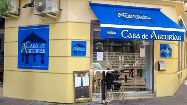 Casa De Asturias Diego De Leon In Madrid Restaurant Reviews