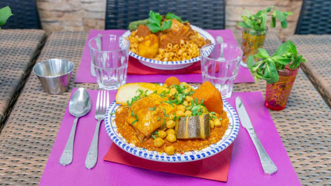 Delices D Orient In Marseille Restaurant Reviews Menu And