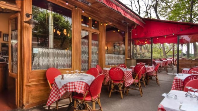 Restaurante La Guinguette De Neuilly En Neuilly Sur Seine