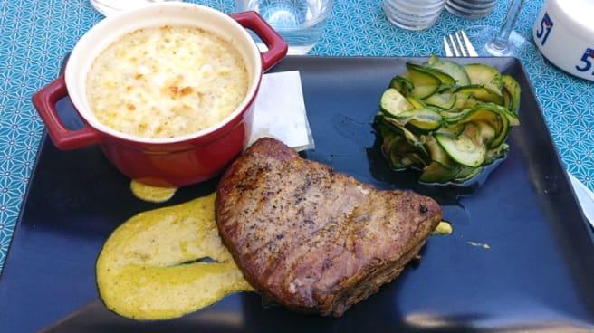 Restaurant La Cuisine Des Copains A Avignon 84000 Menu Avis