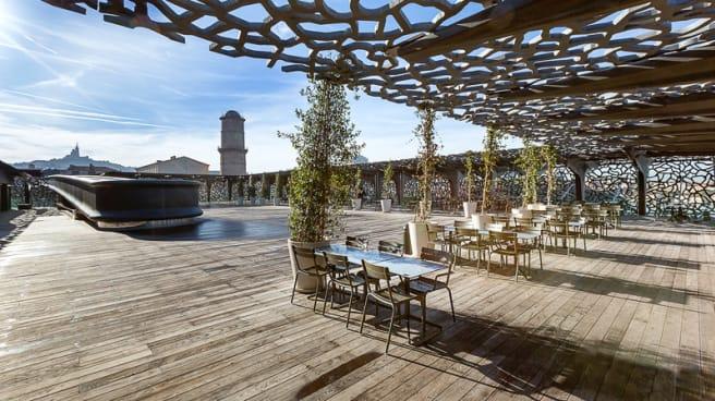 Le Mole Passedat La Table In Marseille Restaurant Reviews