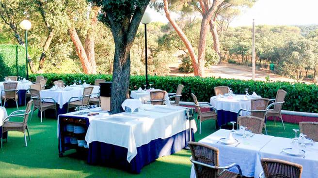 Restaurante El Torreón Del Pardo En Madrid Thefork Antes