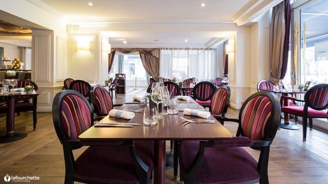 Restaurant Le Comptoir De Seze A Bordeaux 33000 Menu Avis