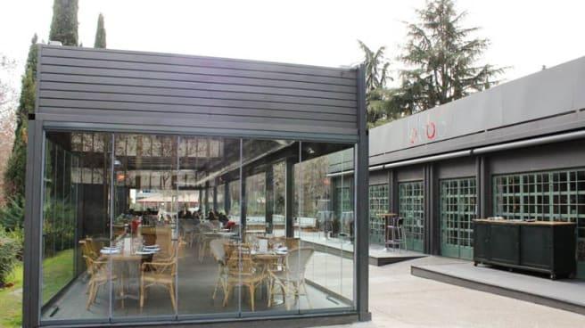 Restaurante Lobbo Terraza En Madrid Chamartín El Viso