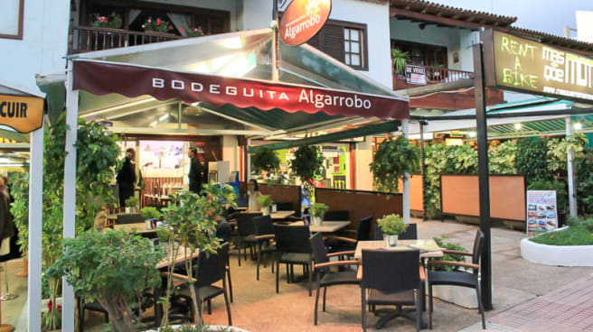 Restaurante Bodeguita Algarrobo En Puerto Thefork Antes