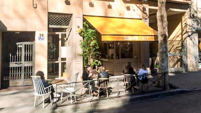 Sushita Cafe Alberto Aguilera In Madrid Restaurant Reviews