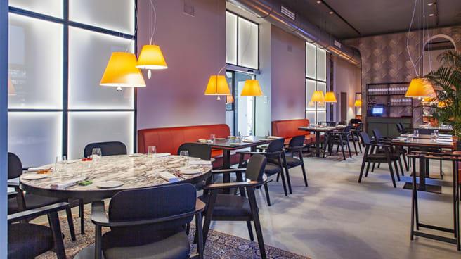 Vista della sala - Sine Ristorante Gastrocratico, Milano