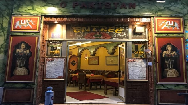 O Pakistan In Marseille Restaurant Reviews Menu And Prices