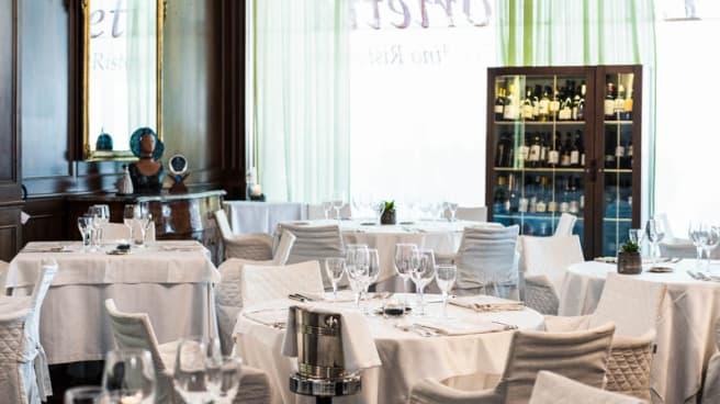 Restaurante La Glorietta En Roma Thefork Antes Restorando
