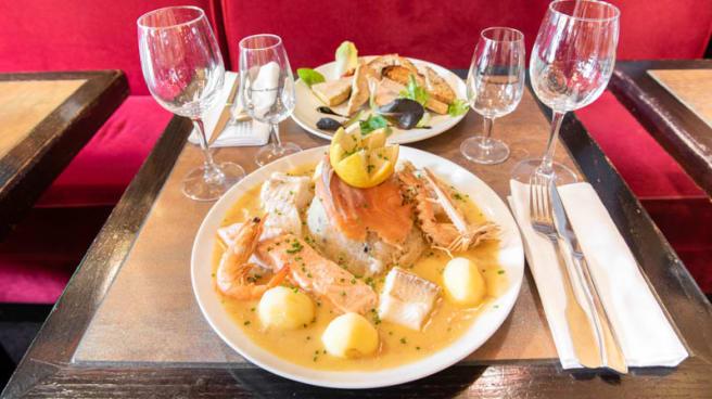 Restaurant La Taverne Royale A Nantes 44000 Menu Avis Prix
