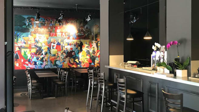 Restaurant Vertige D Sens A Grenoble 38000 Avis Menu Et Prix