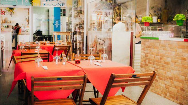 Restaurante Sapori Italiani Mercado Barceló En Madrid
