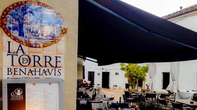 Restaurante La Terraza De La Torre En Benahavis Thefork