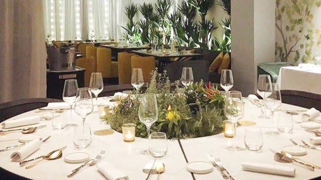 Restaurante Terrazza Calabritto Milano En Milán Thefork
